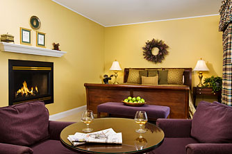 Intimate lodging in Stowe's #1 Bed and Breakfast – The Sterling Room