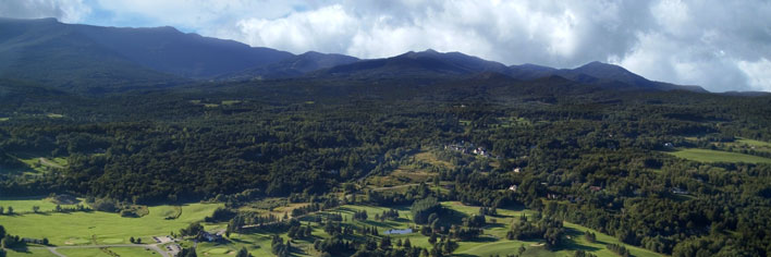 Stone Hill Inn Stowe Vermont Golf Double Eagle Package