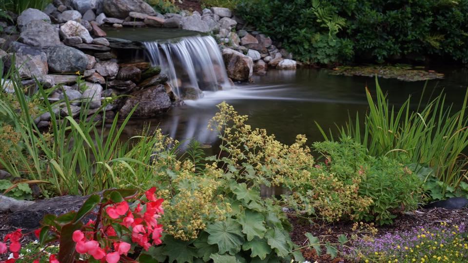 Summer Stowe Gardens