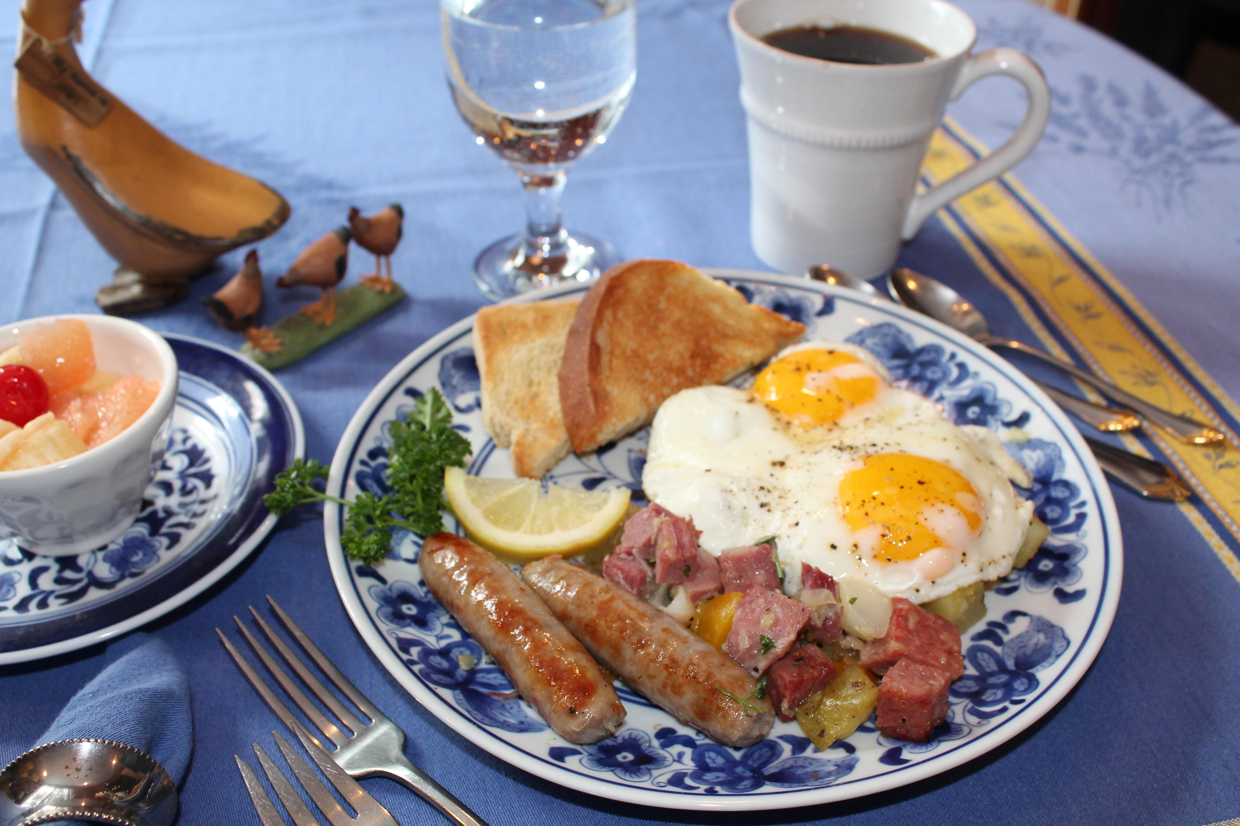 Corned Beef Hash Easy Breakfast Recipe