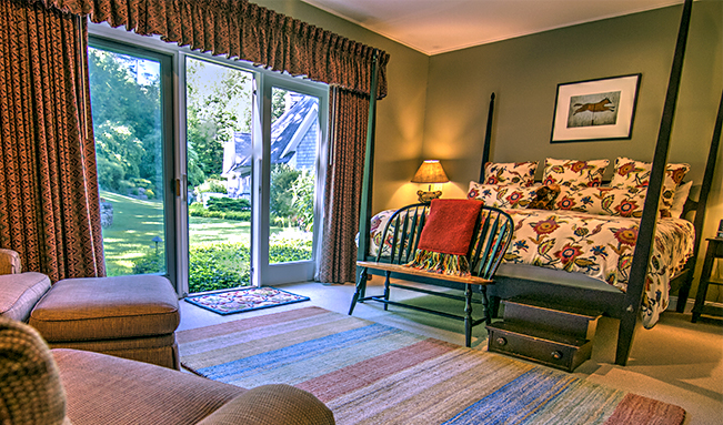 Luxury BnB lodging in Stowe, Vermont