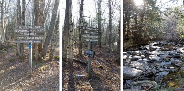 Ranch Brook and Burt Trail Hike