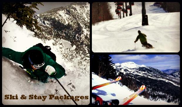 Stowe Vermont Skiing