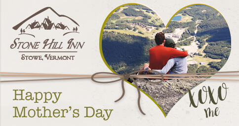 Mother's Day gifts at the Stone Hill Inn