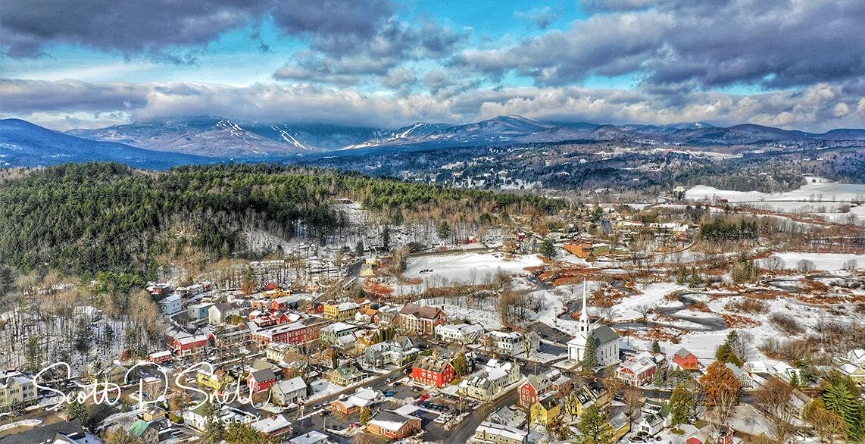 Stowe Vermont - Winter Wonderland