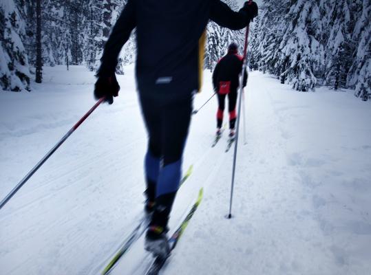 Vermont Nordic Skiing
