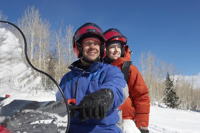 Vermont Snowmobile Tours