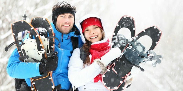 Vermont snowshoeing packages