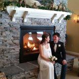 Winter Wedding - Elopement - Stowe Vermont
