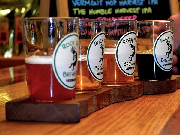 Beer Tasting Microtour