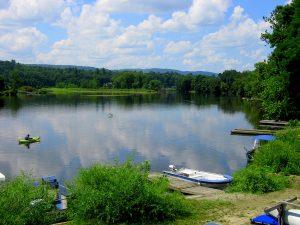 Canoeing in Vermont