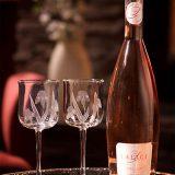 Bottle of Wine - Rose