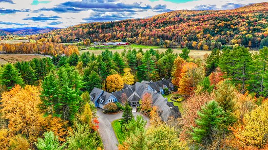 Fall is in the air - Stowe Vermont