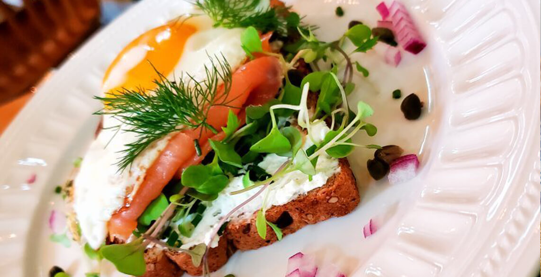 gourmet breakfast at bed breakfast stowe vermont