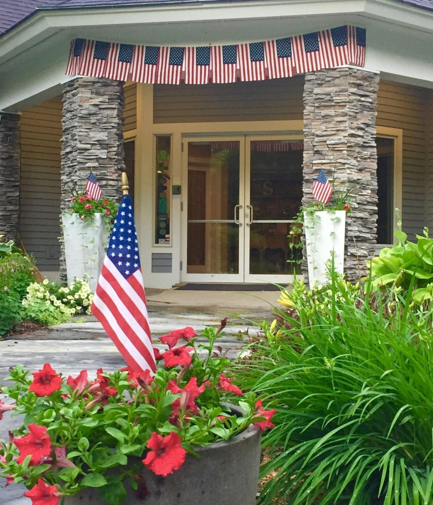 Happy 4th of July from Stone Hill Inn