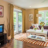 1-bedroom apartment for vacation rental at stone hill inn, stowe