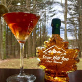 Maple Martini - March Signature Drink