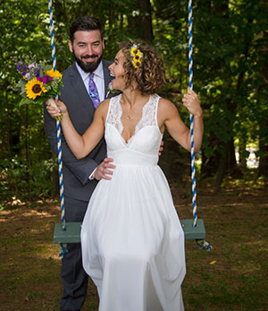 Romantic elopements at B&Bs
