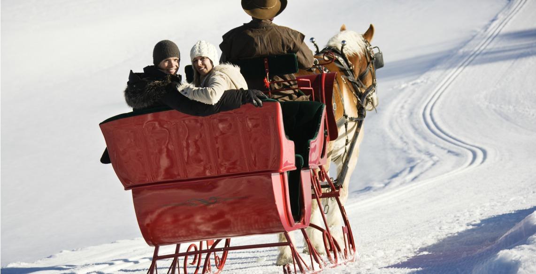 Romantic Winter Getaways in Vermont