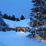 Romantic Holiday Getaway in Stowe Vermont, B&B