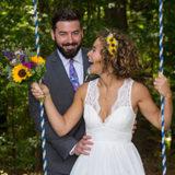 Romantic outside stowe wedding venues