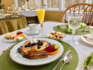 Award winning bed and breakfast- 10% discount for Maple Open House Weekend