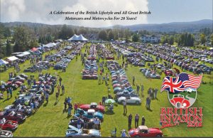 Stowe British Invasion