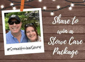 Enter to Win Stowe Care Package