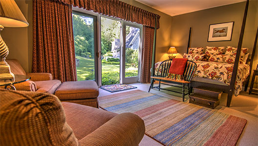 Stowe Vermont Lodging - Cotton Brook