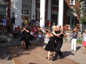August Festival - Stowe Tango Festival