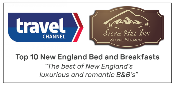 Travel Channels Best BnBs in New England for luxury and romance