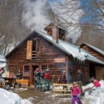 Maple Syrup Open House in Vermont