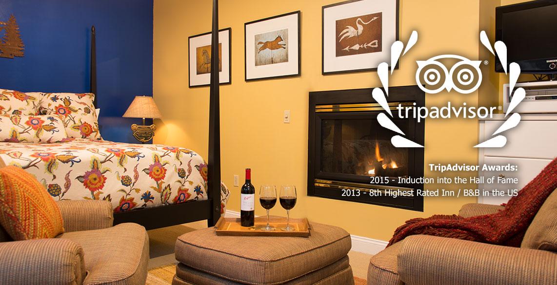 Stone Hill Inn Award Winning Property