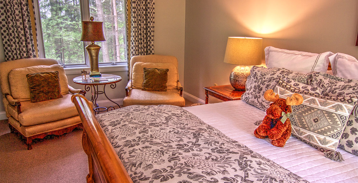 Stowe B&B Room - West Branch